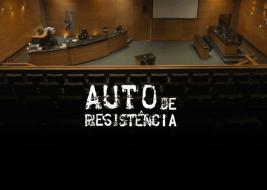 Cartaz do filme Auto de resistência